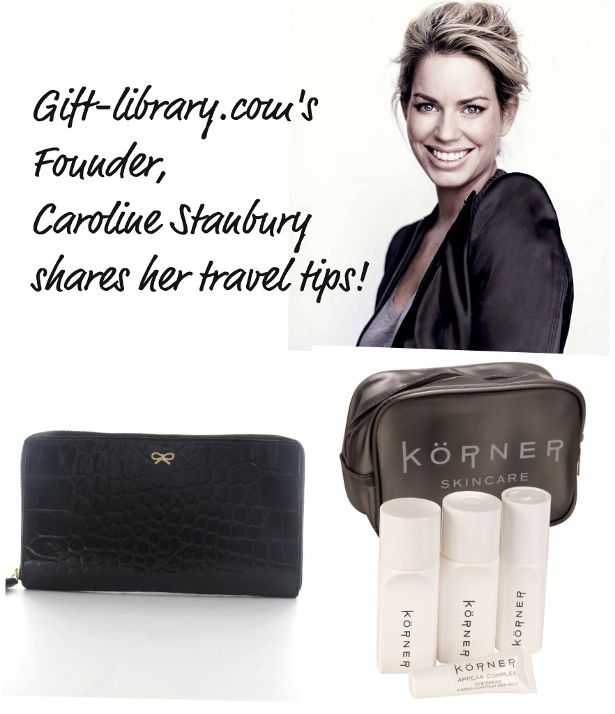 Travel Thursdays with Gift-Library.com's Caroline Stanbury ...