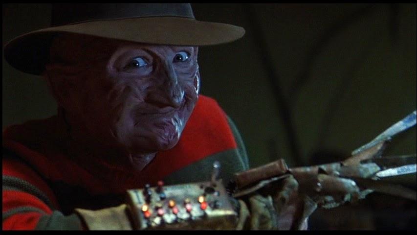 The Freddy power glove!