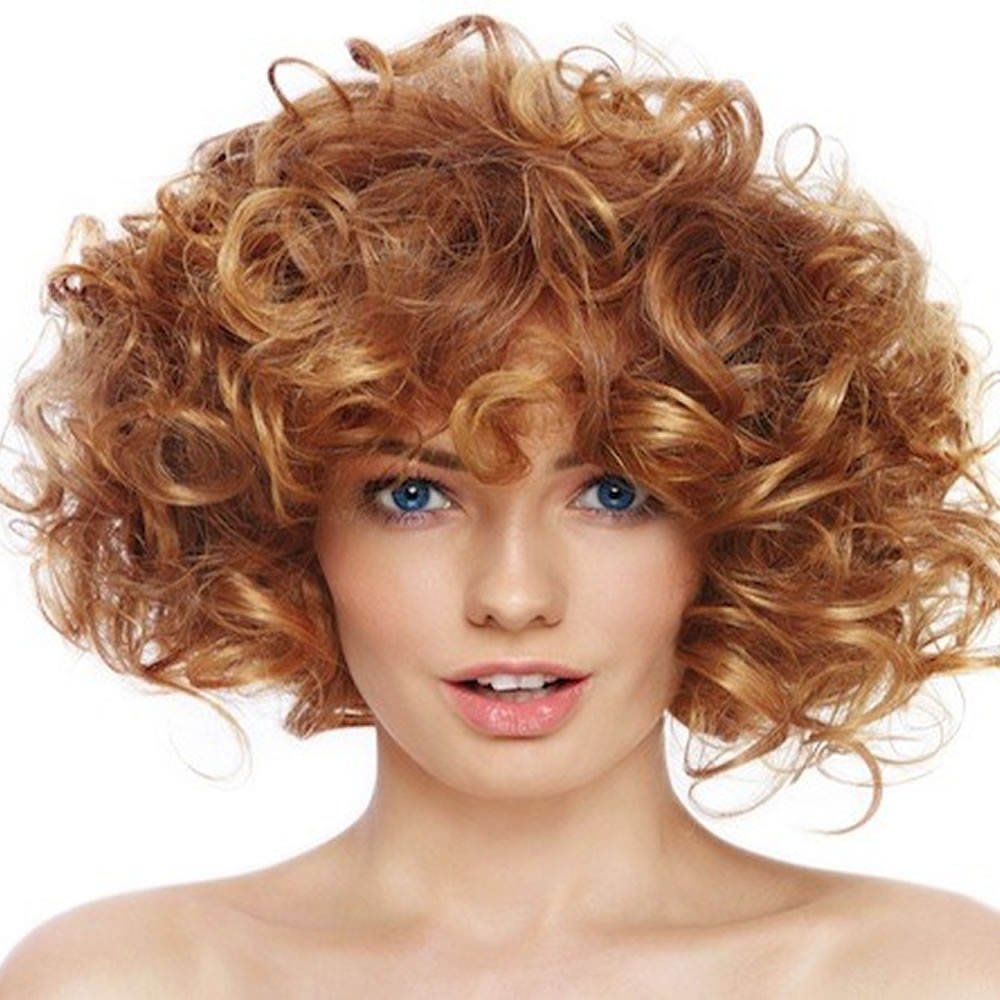 Curly Bob Haircuts 2019 Among The Indispensable Models Attractive