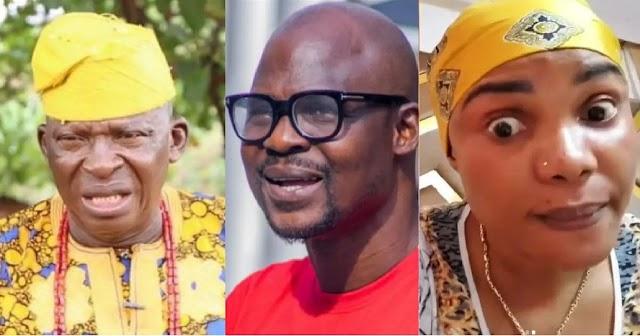 'Iyabo Ojo blasted me when I called her over Baba Ijesha's rape case' – Actor, Olofa Ina breaks down in tears [Video]