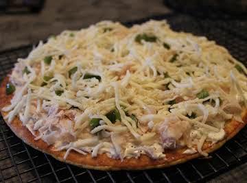My White Pizza!