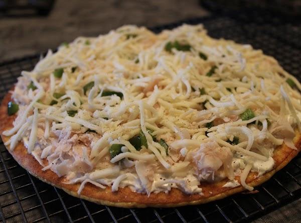 My White Pizza! Recipe