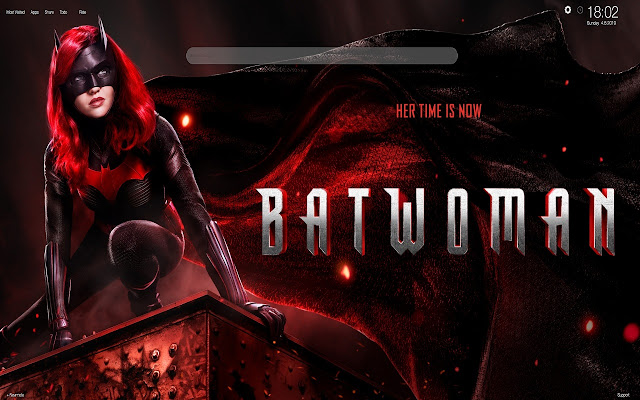 Batwoman Wallpapers and New Tab