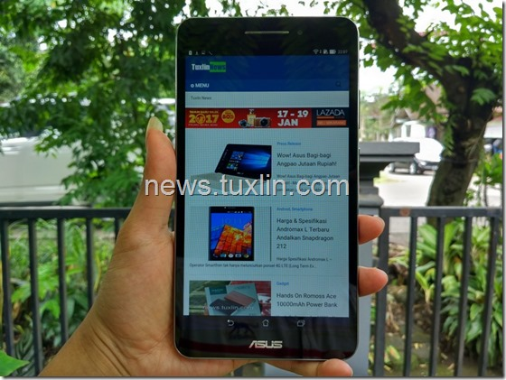 Benchmark Asus Zenfone Go ZB690KG: AnTuTu, Vellamo, Geekbench, CPU-Z, Sensorbox & PCMark