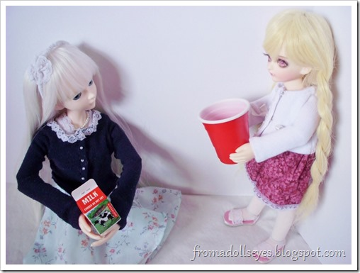 """""""That cup is way too big for you!"""""""