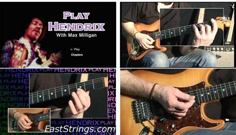 Max Milligan - Play Jimi Hendrix