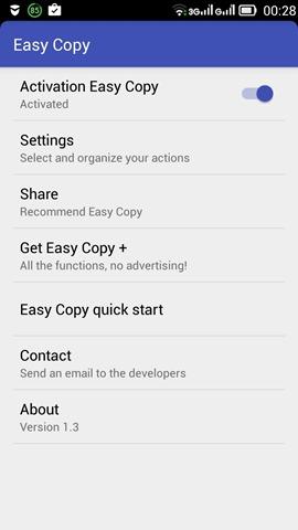 Easy Copy – 1-Tap Copy Paste