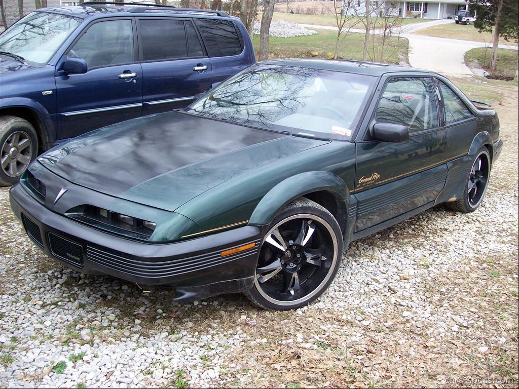 Pontiac pontiac gxp specs : 1992 Pontiac Grand Prix Coupe Specifications, Pictures, Prices