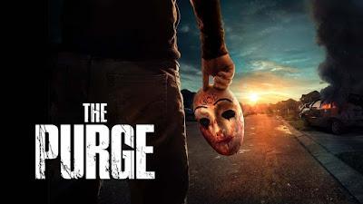 The purge Amazon prime