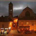Archéa :  vue sur la rue de Paris