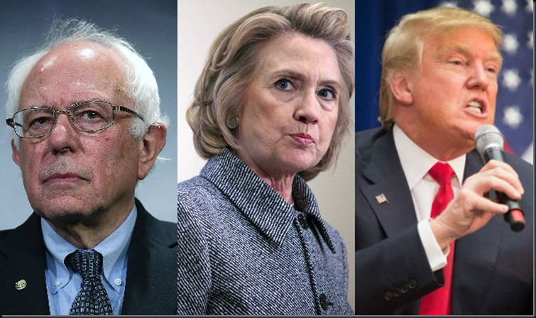 donald-hilary-bernie