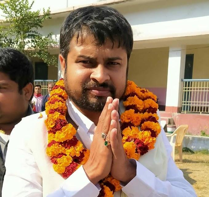सारण स्थानीय निकाय एमएलसी चुनाव में राजद के टिकट की दावेदारी में सुधांशु रंजन है भारी