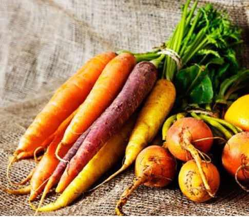 Beta carotene, essential ingredient for general health