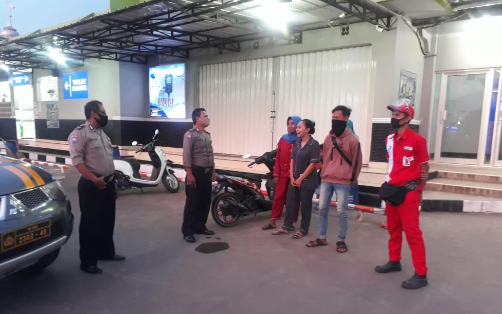 Polres Cirebon Kota Polda Jabar Gencar Sosialisasi 3M Dengan Sambang Warga