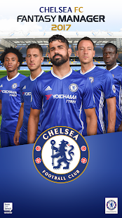 Chelsea FC Fantasy Manager'17-Official soccer game- screenshot thumbnail