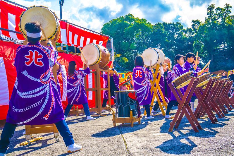 道後 湯神社 初子祭り