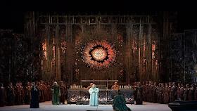 """فيينا تشهد أول عرض لأوبرا ريتشارد فاغنر""""بارسيفال"""" من إخراج فنان روسي"""
