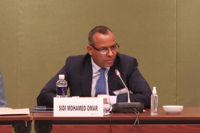 Sidi Omar subraya ante el Comité de los 24 que el detonante de la impunidad marroquí es la indiferencia de la ONU y el silencio de la comunidad internacional.