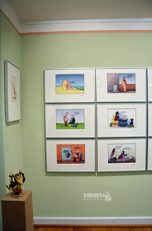 Ausstellung (08) Uli Stein in Hähnlein