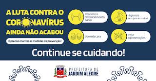 JARDIM ALEGRE - Campanha Institucional