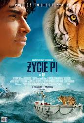 Ekranizacja powieści Yanna Martela. Podczas morskiej podróży z Indii do Kanady statek z całą rodziną Pi Patela tonie. Bohaterowi udaje się przetrwać na łodzi z hieną, orangutanem, zebrą i tygrysem.