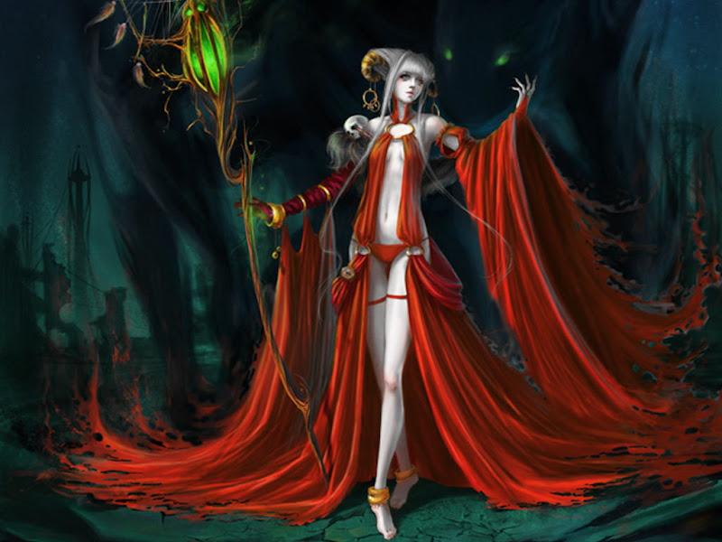 Anime Demoness, Mystery