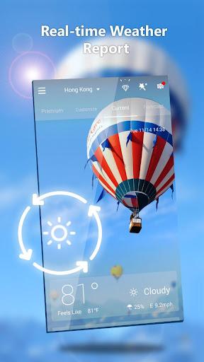 GO Weather Lite - Forecast, Widget, Light Apk apps 1