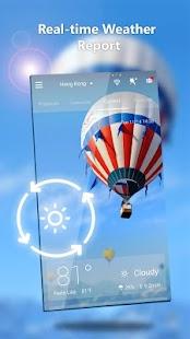 GO Weather Lite - Forecast, Widget, Light - náhled
