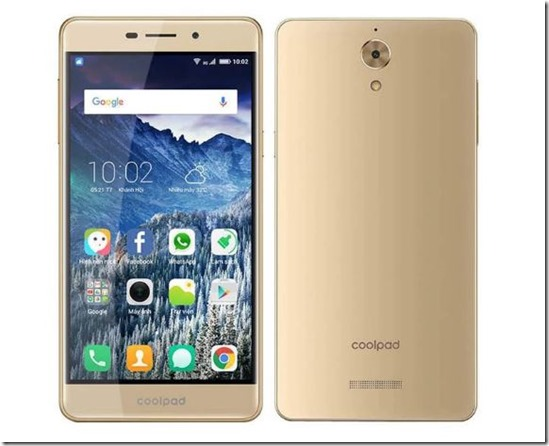 Coolpad Sky 3 Masuk Indonesia, Android Marshmallow Berkamera Selfie 8MP