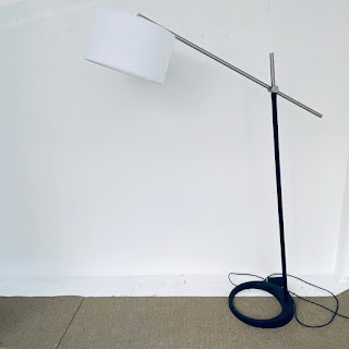 CB2 Contemporary Floor Lamp