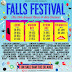 First Falls Festival 2016-17 Line-up has dropped!!