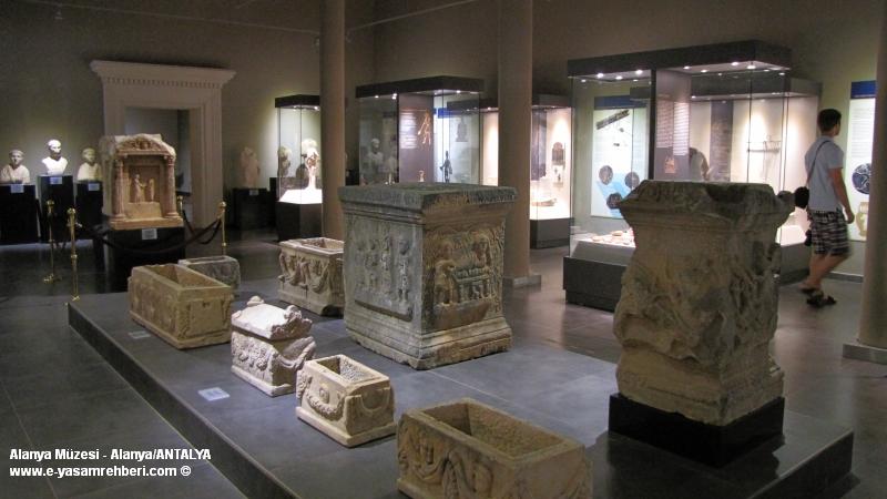 alanya müzesi