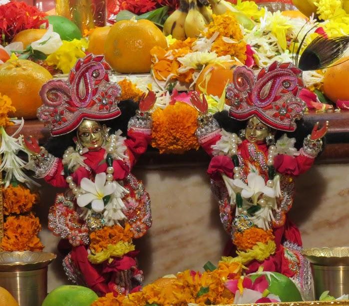ISKCON Vallabh vidhyanagar Deity Darshan 09 jan 2017 (6)