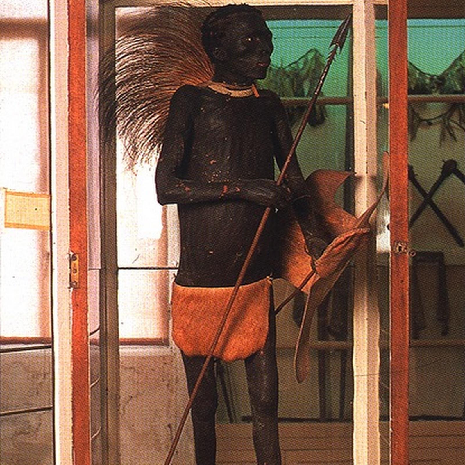 The Negro of Banyoles