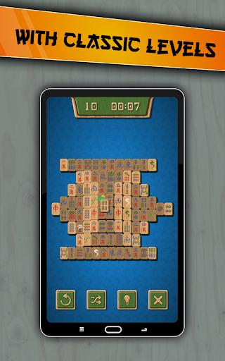 Mahjong Classic Solitaire  - A Free Quest Puzzle  screenshots 3