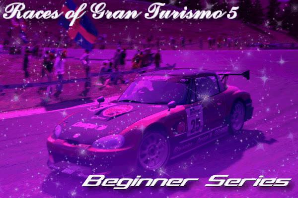 Gran Turismo 5 Beginner Series