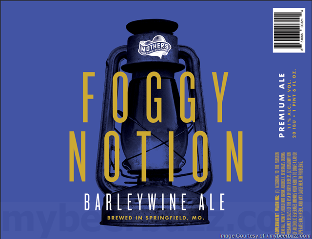 Mother's Brewing Foggy Notion