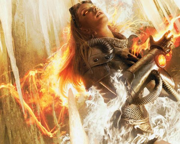 Dead Burner Of Sin, Warriors 3