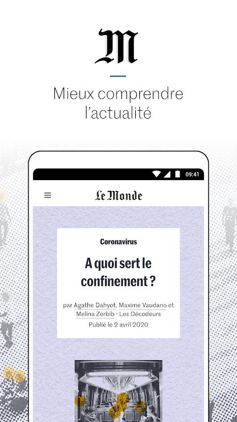Le Monde | Actualités en directのおすすめ画像1