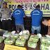 Polres Asahan Tembak 2 Tersangka Sindikat Jaringan Narkoba Internasional, sita 11 Kg Sabu asal Malaysia