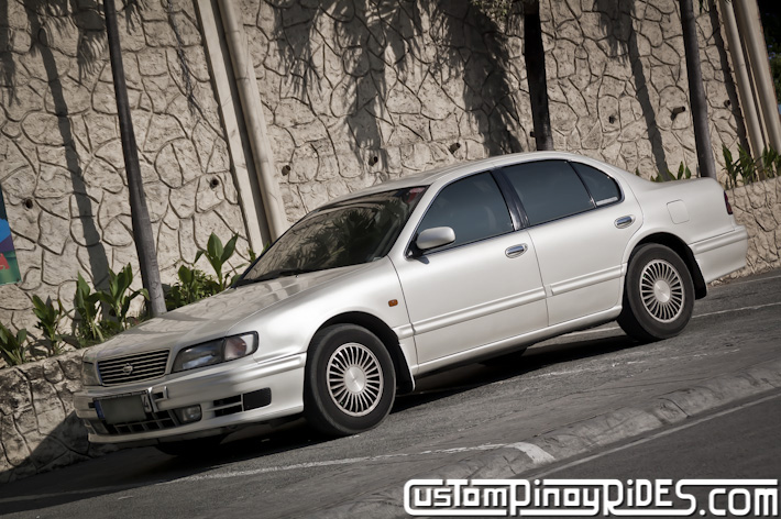 Custom Pinoy Rides Project Majesty Nissan Cefiro A32 pic1