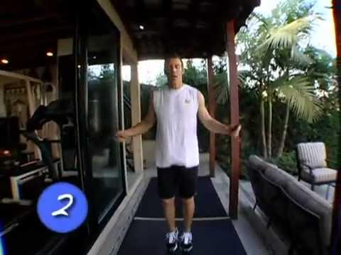 Tony Horton Jumps Training, Tony Horton