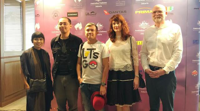 Penilaian Juri Untuk PemenangKompetisi Film Pendek Festival Sinema Australia Indonesia (FSAI) 2017