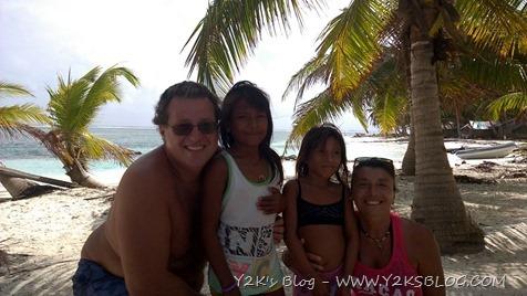 I bimbi di Tiadup - Cayo Holandes - San Blas