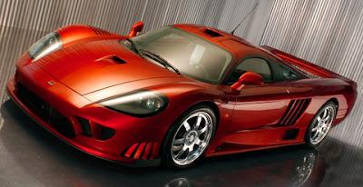 10 carros mais rápidos do mundo