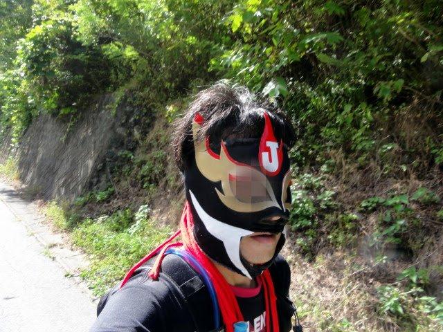 第4回 多摩川源流トレイルラン マスクマンJ-KING