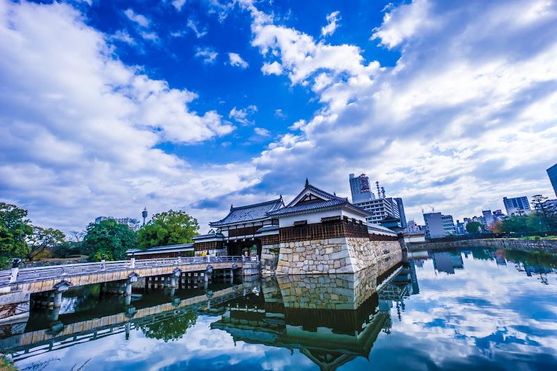 Hiroshima Castle Ninomaru1