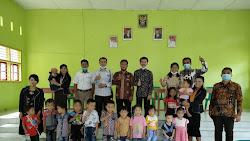 PAUD/TK DI DESA MAZINGO DIBUKA SECARA RESMI OLEH YAYASAN REAL LOVE INDONESIA