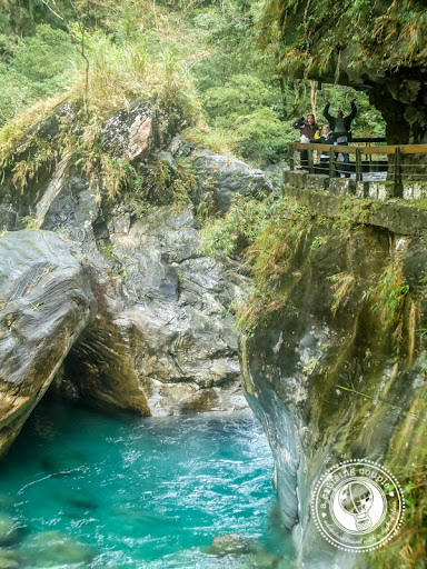 Shakadang River Trail, Taiwan's Taroko Gorge. From A guide to visiting Taiwan's biggest attraction: Taroko Gorge