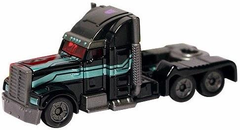 Mô hình Dream Tomica Transformers Nemesis Prime thật sinh động và đẹp mắt